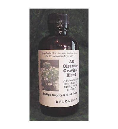 AO Oleander Graviola Blend - 8fl.oz (236ml)