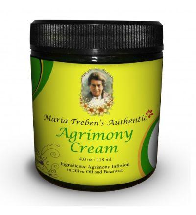 Maria Treben's Authentic Agrimony Cream (4oz/118ml)