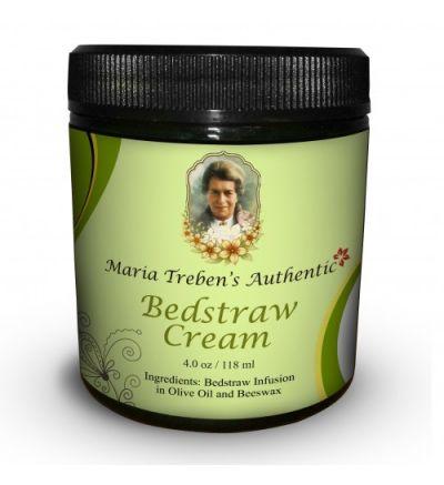Maria Treben's Authentic Bedstraw Cream (4oz/118ml)