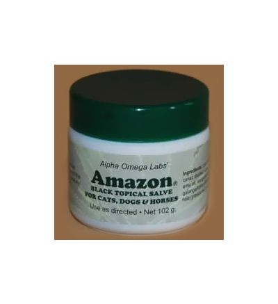 Amazon Salve for Cats, Dogs & Horses (102g) Formerly sold as Cansema