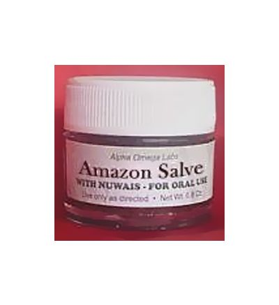 Amazon Salve With Nuwais (22g) Formerly sold as Cansema