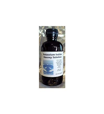 Potassium Iodide Hoxsey Solution - 8fl.oz