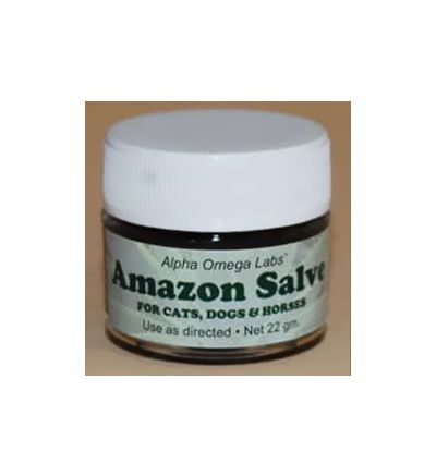 Amazon Salve for Cats, Dogs & Horses (22g)