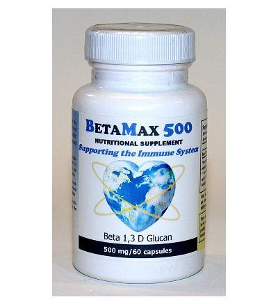 BetaMax 500 (60 Capsules)
