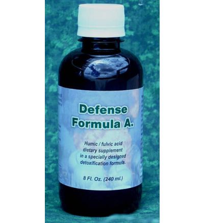 Defense Formula A - 8Fl.Oz (240ml)