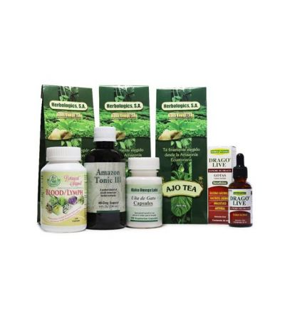 Botanical Support Bundle - Breast #2 [ Estrogen / Progesterone Positive ]