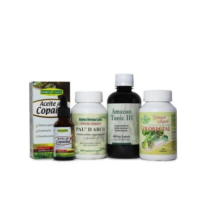 Botanical Support Bundle - Colorectal