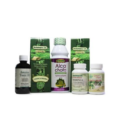 Botanical Support Bundle -  Kidney/Liver