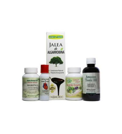 Botanical Support Bundle - Blood / Lymph