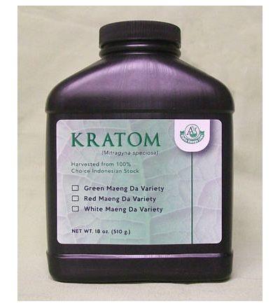 Kratom-White (18 oz. bottle)