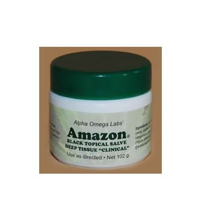 Amazon Salve Deep Tissue (102g) Formerly sold as Cansema