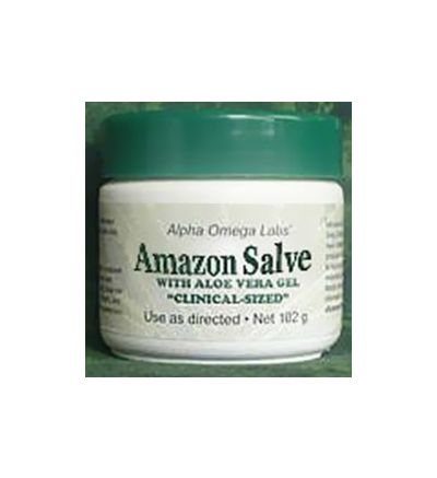 Amazon Salve with Aloe (102g) Formerly sold as Cansema