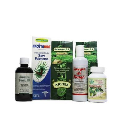 Botanical Support -- Prostate #2 Bundle (without Flor de Mashua)