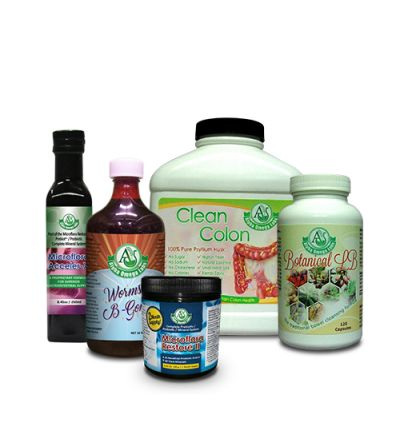 Liver/Colon Cleansing Program Bundle #2 - SAVE $25