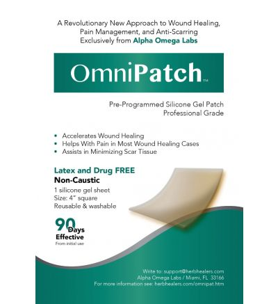 The OmniPatch -- Large Rectangular 4