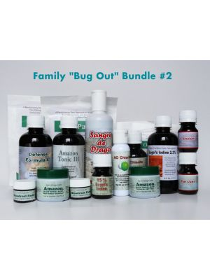 Family 'Bug Out' Bundle #2